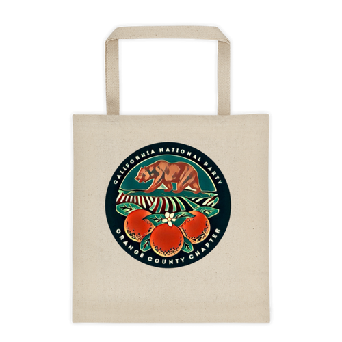 CNP Orange County tote bag
