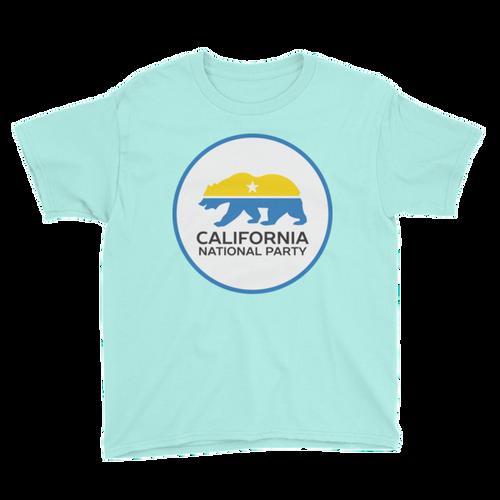 California National Party kid's shirt