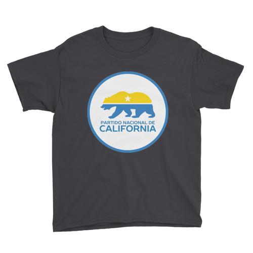 Partido Nacional de California kid's t-shirt