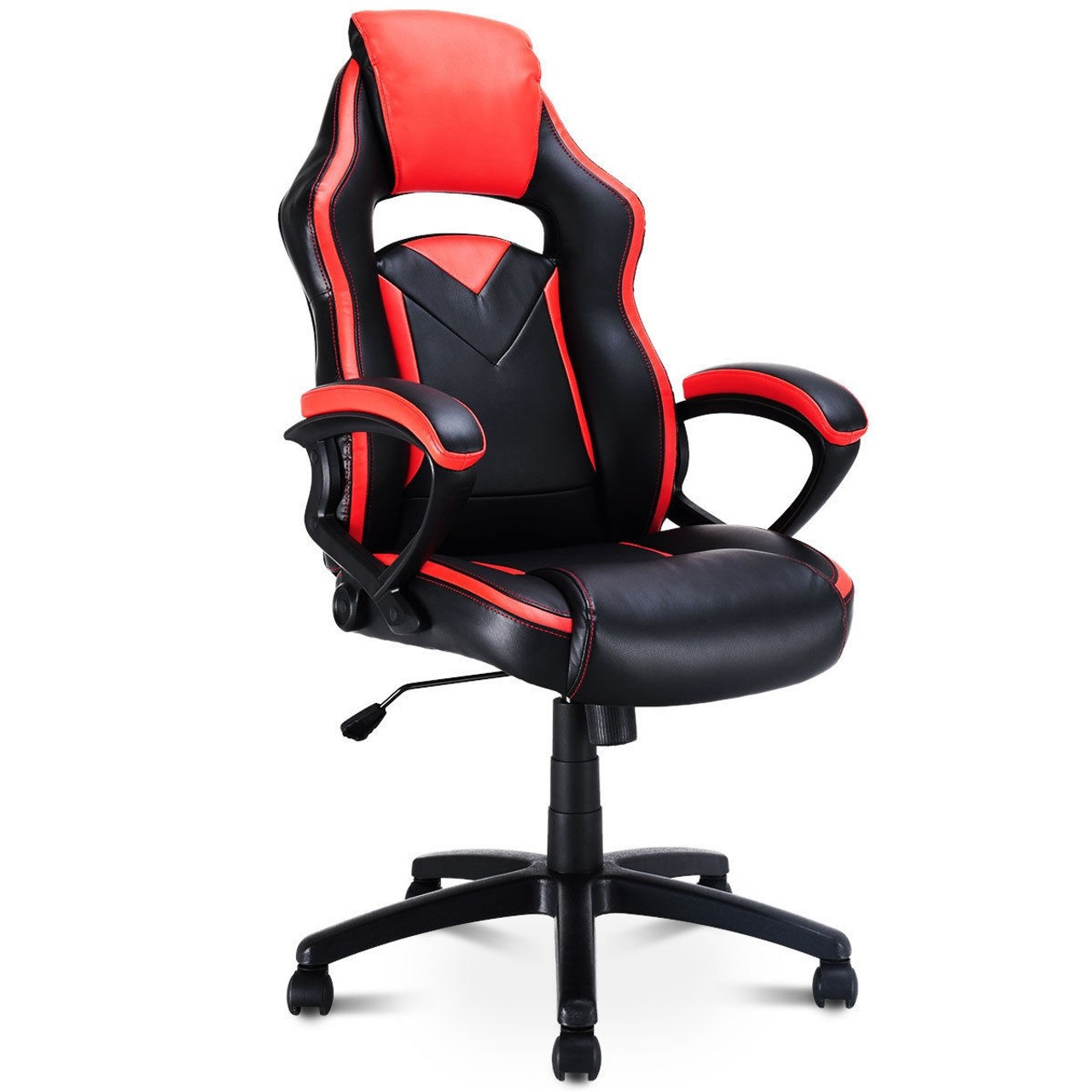 Pleasant 31 Lbs Racing Style Gaming Chair Swivel Office Chair Andrewgaddart Wooden Chair Designs For Living Room Andrewgaddartcom