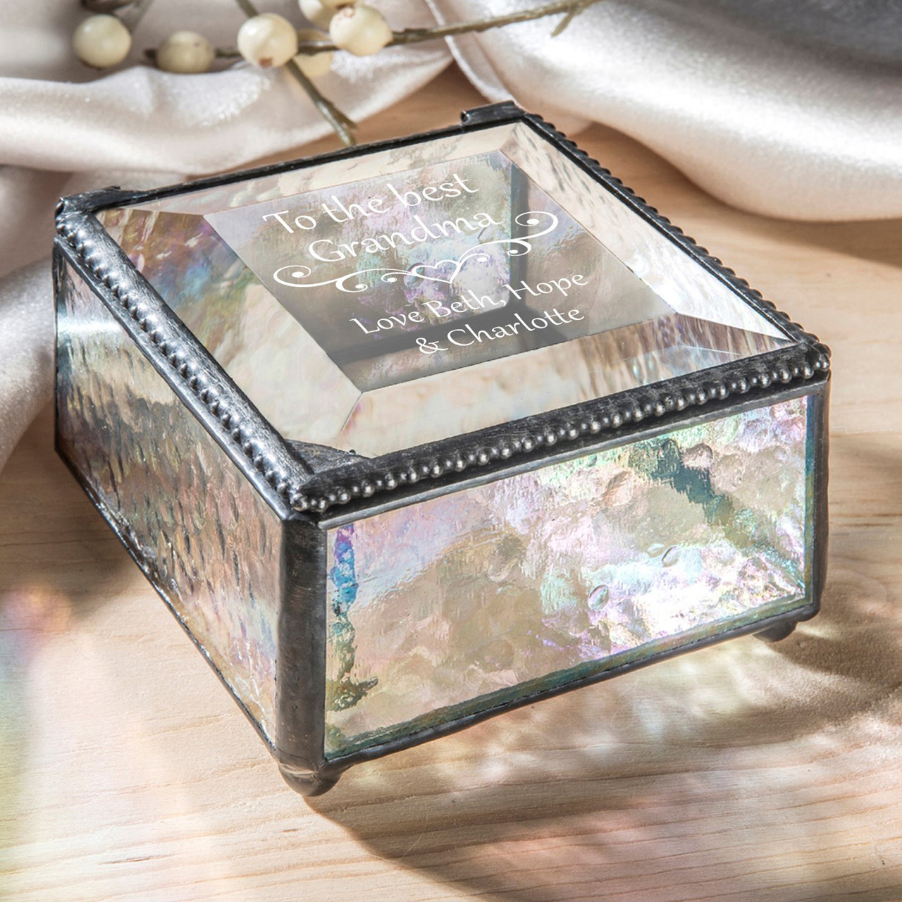 Personalized Grandma Box J Devlin