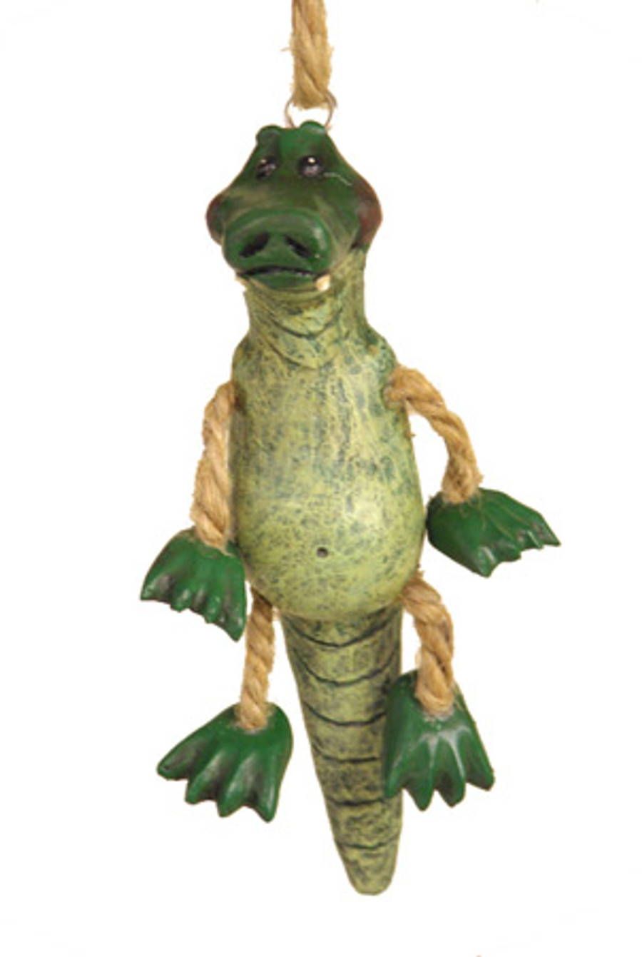 Alligator Ornament