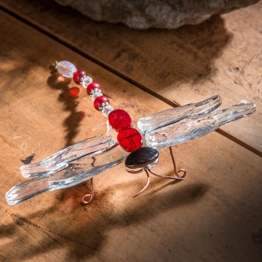 Fsg 110-3 red dragonfly