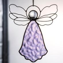 fabric angel ornament #3 Iowa Hawkeyes