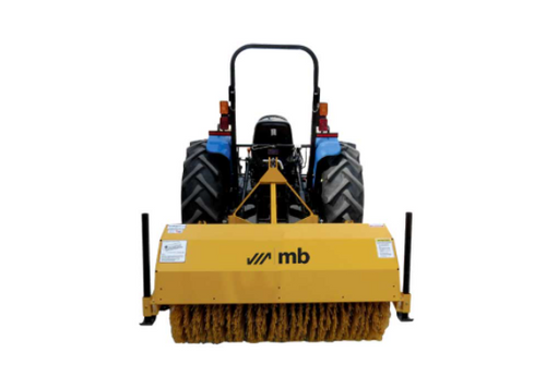 ARMT Tractor Mechanically Driven Rotary Angle Broom