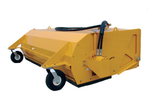 LB Skid Steer/ Loader Hydraulically Driven Rotary Pick up Broom