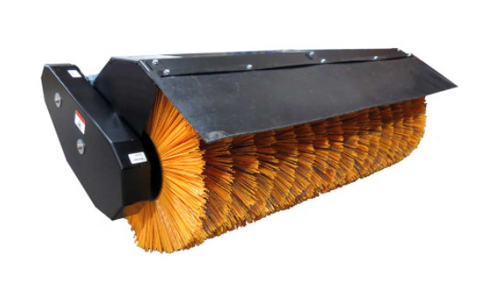 MCT Commercial Turf Mower Mechanically Driven Rotary Angle Broom