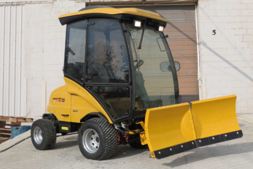 APV Commercial Turf Mower Independently Driven V-Plow