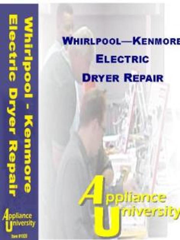 Electric Dryer Repairing  Whirlpool/Kenmore-Tutorial