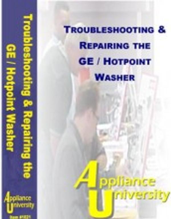 Repairing GE Washer-Tutorial