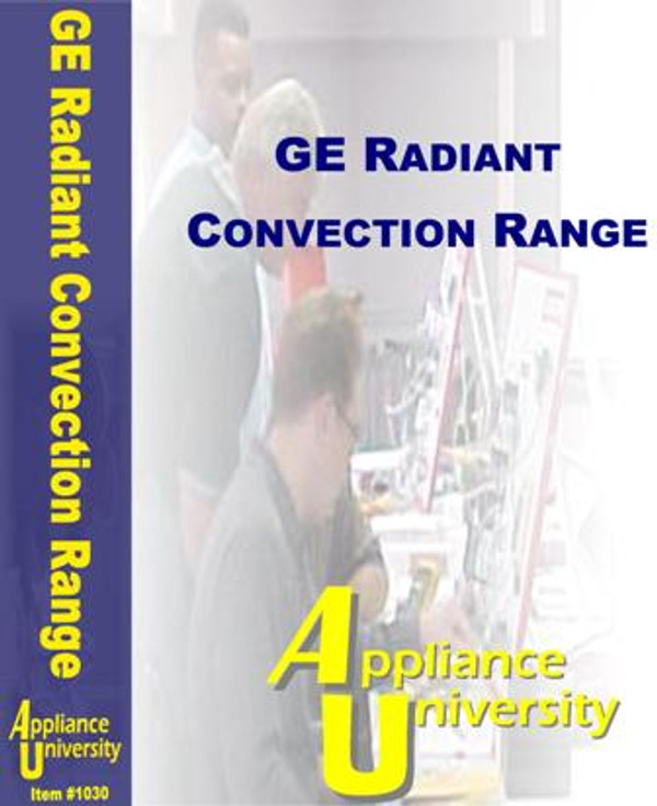 Repairing  GE Convection Range-Tutorial