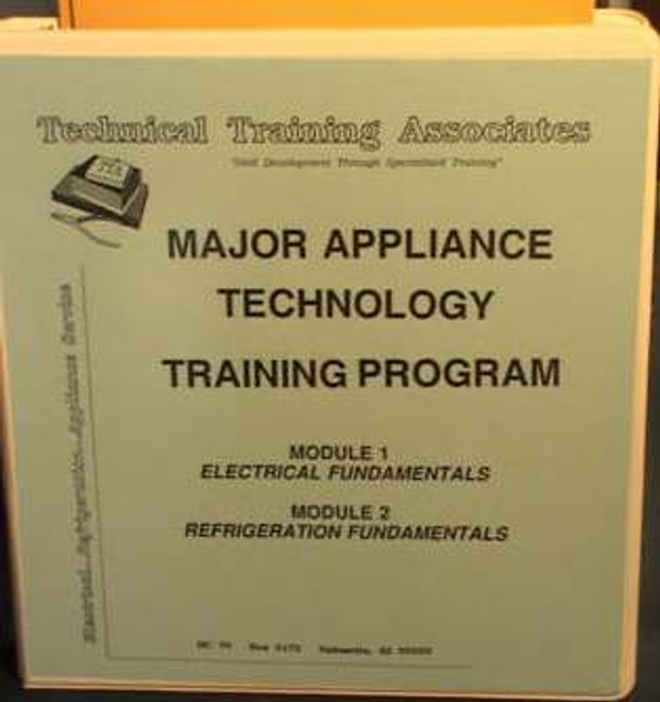 5 Major Appliance  Correspondence ocurses