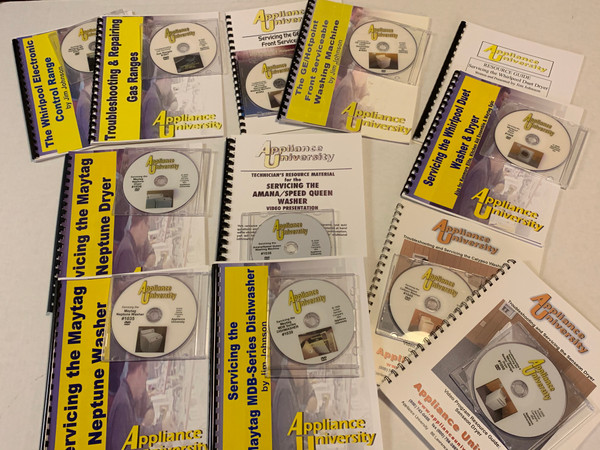 Video Library BUNDLE #VLAA = Total of 12 Tutorials
