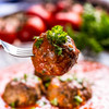 Hot and Spicy Bison Meatbals