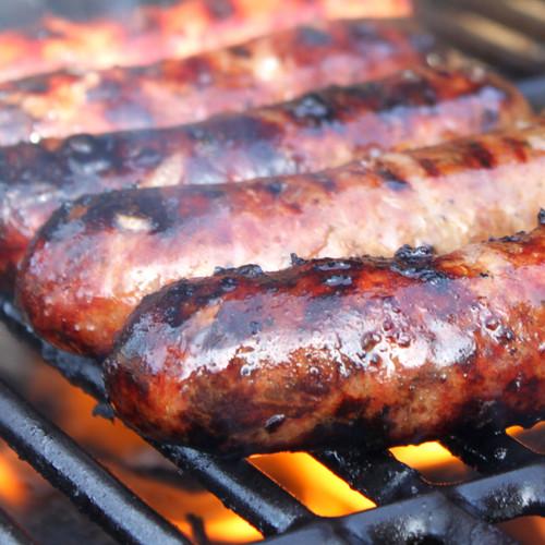 bison hot dog