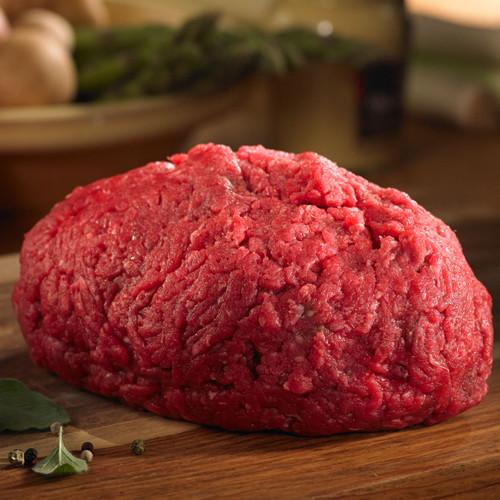 Bison ground meat