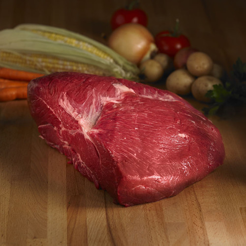 Bison Chuck Roast  raw