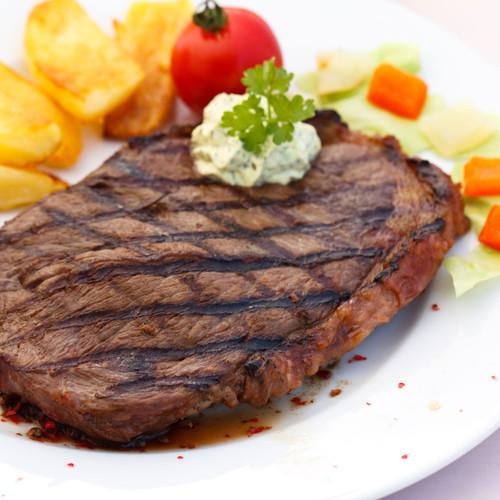 Bison Strip Steaks-8 oz