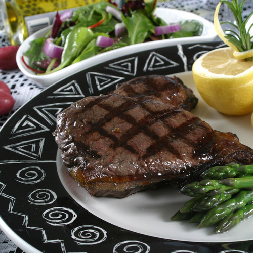 Ek Rib Eye Steak from Sayersbrook