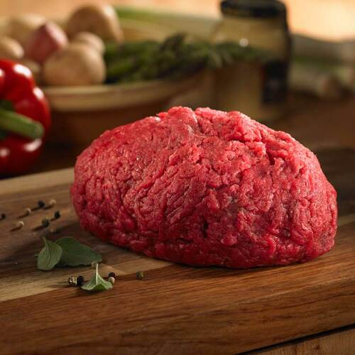 Ground Bison Meat
