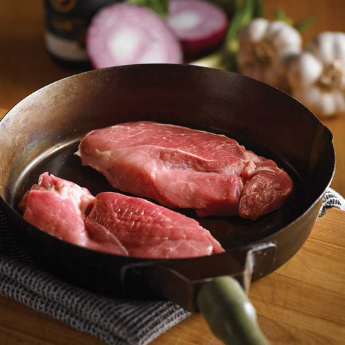 Wild Boar Sirloin Steaks