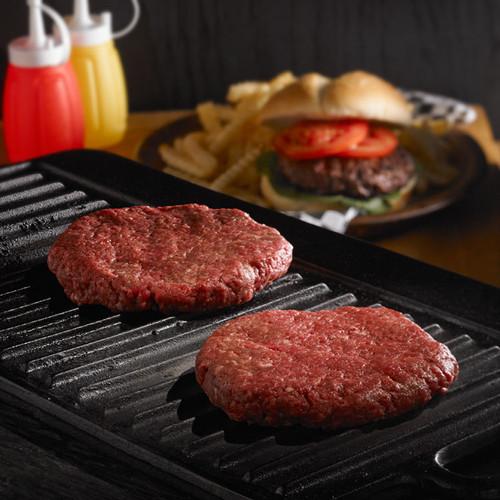 Elk Meat Burgers