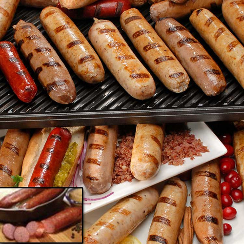 knackwurst old tyme German sausage