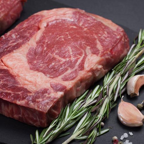 "Wagyu ""Kobe"" Rib-eye Steak -FREE WILD BOAR BACON WITH PURCHASE"