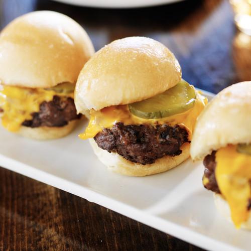 Bison Burgers (3.2 oz burger) 4lbs