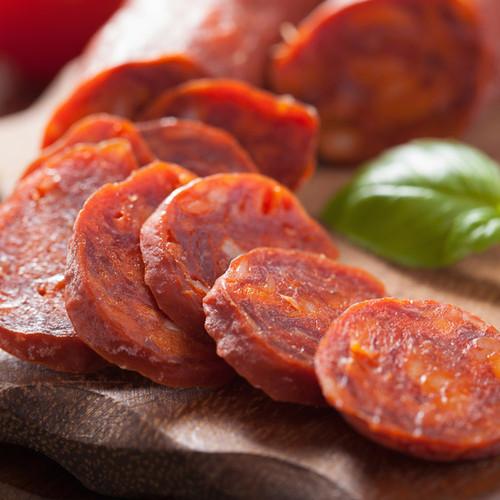 Bison Summer Sausage w/cheese & Jalapeno