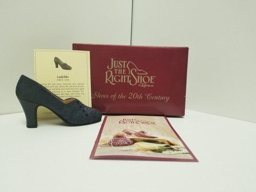 Just The Right Shoe - Lady Like