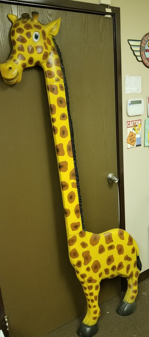 Wooden Giraffe Growth Chart Image Collections Free Charts References