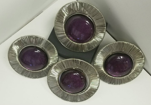 Set of 4 - Clement Napkin Rings by Z Gallerie