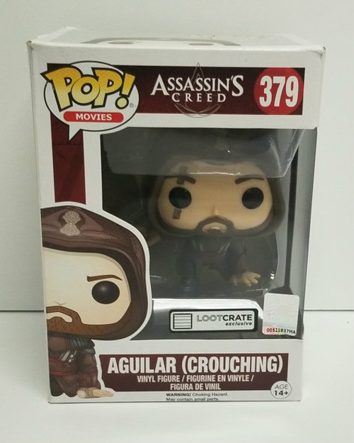 Funko POP! Aguilar (Crouching) #379 LOOTCRATE Exclusive