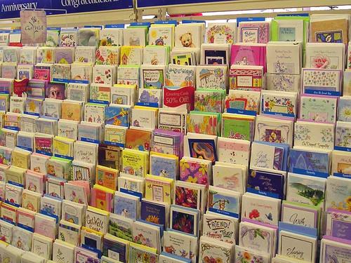 Greeting Cards/Seasonal Cards LOT