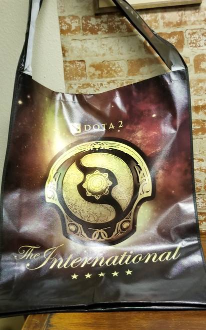 The International DOTA 2 Over-Sized Convention PROMO Swag Tote