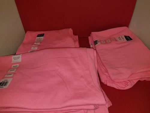 "NWT - Gildan ""Safety Pink"" T-Shirt LOT"