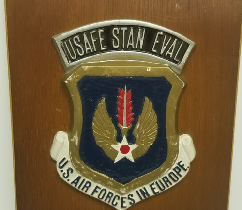 USAFE STAN EVAL U.S. Air Forces In Europe - COL Don Miller