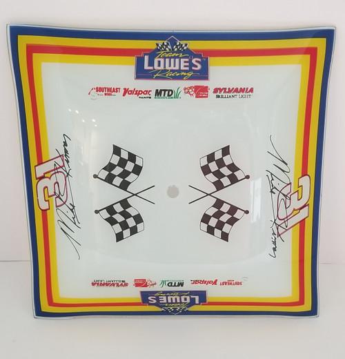 NASCAR #31 Mike Skinner LOWE'S Ceiling Shade Cover