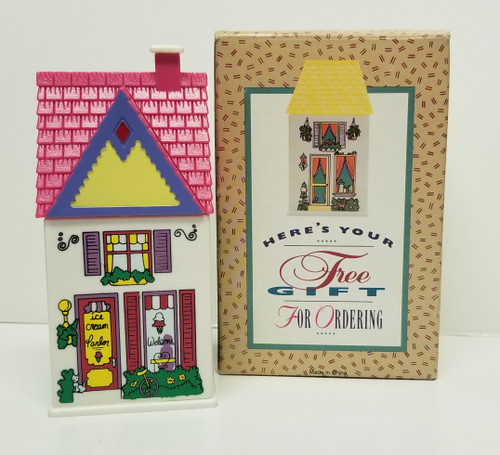 """""""Ice Cream Parlor"""" Readers Digest Gift For Ordering Trinket House"""