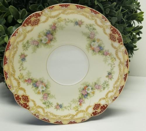 "Noritake  ""AINSLEE"" Saucer Plate"
