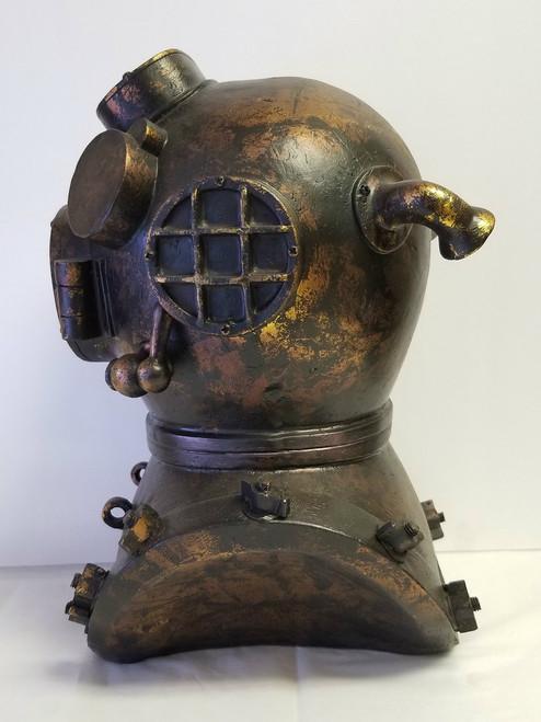 Diving Helmet - Replica Bust