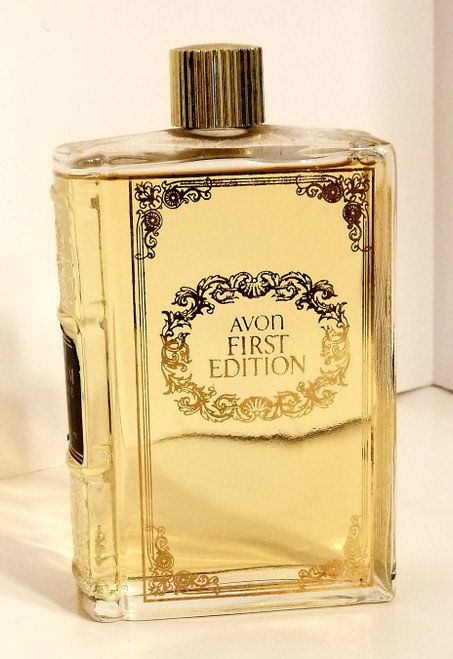 """AVON """"BAY RUM"""" First Edition After Shave Lotion (Full 6 Fl. Oz)"""