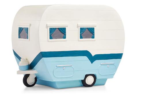 Whimsical Camper/Trailer Side Table