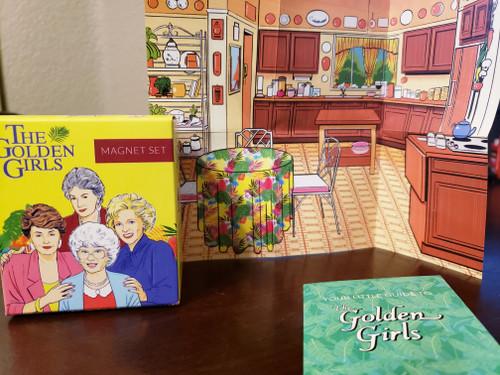 The Golden Girls Magnet Set - 27 Pieces