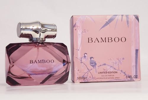 BAMBOO Limited Edition Eau De Parfum | 3.4 Fl Oz.
