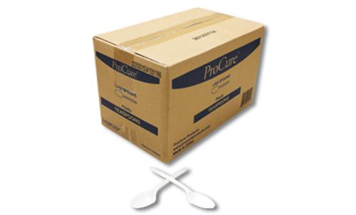 ProCure 1,000 Plastic Teaspoons