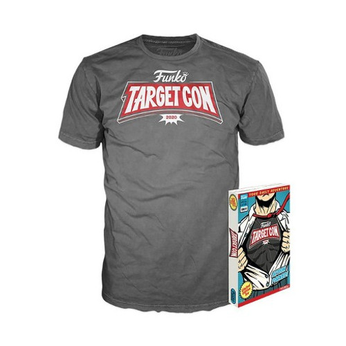 Funko TARGET CON 2020 Limited Edition Tee - XL