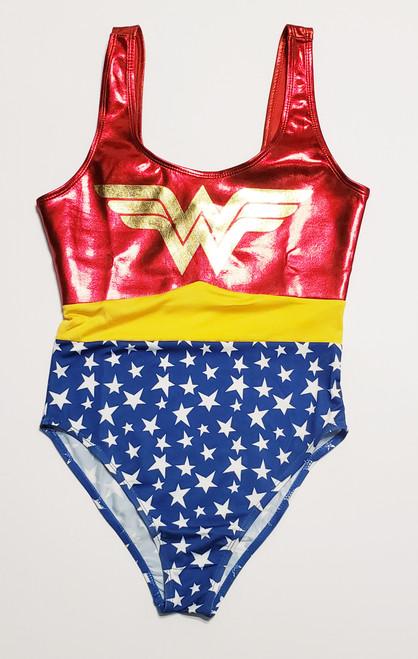 DC Comics Wonder Woman Bodysuit - Small