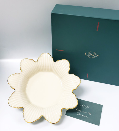 Lenox Meridian Gifts For All Occasions - Candy Dish w/Box